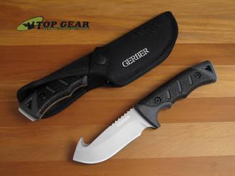 Gerber Metolius Fixed Blade Guthook Hunting Knife - 30-000008