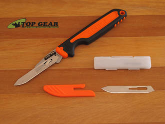 Gerber Vital Exchangeable Fixed Blade Knife - 31-002735