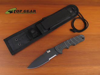 Heckler & Koch H&K Drop-Point Knife - 14150SBT