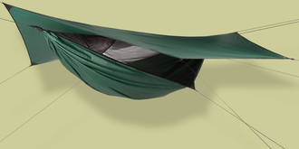 Hennessy Jungle Safari ZIP Hammock