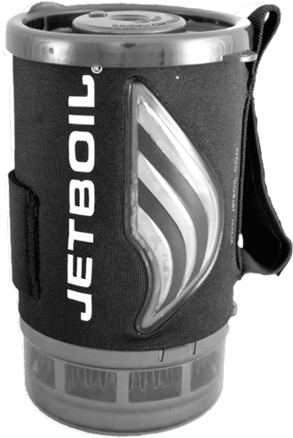 Jetboil Flash 1 Litre Companion Cup - Carbon