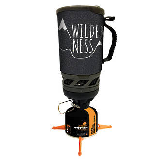 Jetboil Flash Personal Cooking System - Wilderness