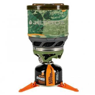 Jetboil Minimo Personal Cooking System, Jetcam Camo - MNMJC