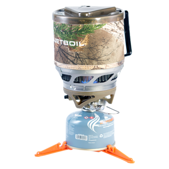 Jetboil Minimo Personal Cooking System, RealTree Camo - MNMO-RLT