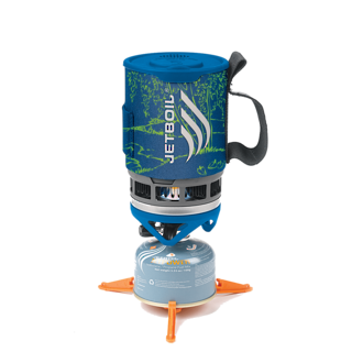 Jetboil Zip Fluxring Cooking System, Blue Stream - ZIPSTR