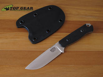 Bark River Bravo-Necker II Neck Knife CPM 3V Steel - 07-004S-M-BC