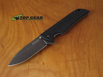 Kershaw Skyline Folding Knife - Blackwash Finish 1760BW
