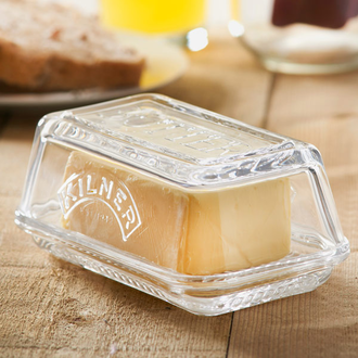 Kilner Glass Butter Dish - 0025.350
