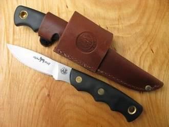 Knives of Alaska Alpha Wolf Knife, D2 Tool Steel - 326FG