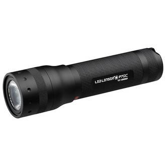 LED Lenser P7QC Quattro Colour LED Torch - 9407-Q