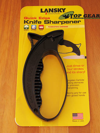 Lansky Quick Edge Knife Sharpener - LSTCS