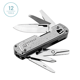 Leatherman Free T4 Multi-Purpose Tool - 832686