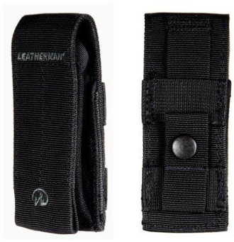 Leatherman Large Nylon Molle Sheath, Black - 931005