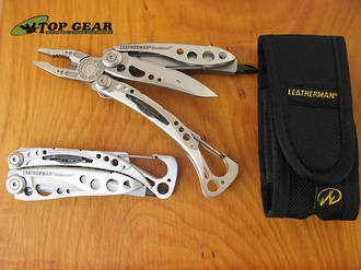 Leatherman Skeletool Multi-Tool with Nylon Pouch - 830956