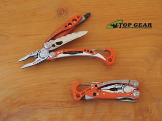 Leatherman Skeletool RX First Responders Multi-Tool, Orange - 832312