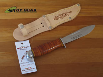 Lisakki Puukko Hunting Knife - High Carbon Steel 3447