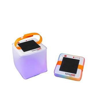 Luminaid Packlite SPECTRA USB Foldable Solar Lantern - 00702