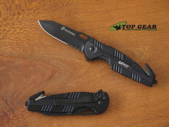 M-Tech Extractor Marines Rescue Knife - M-A1031BS