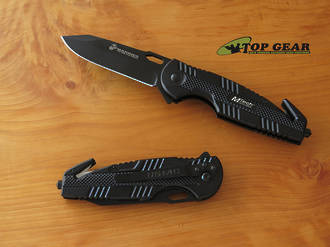 M-Tech Folding Tactical Rescue Knife - MT-456B
