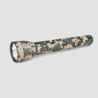 Maglite ML300L 3-D Cell LED Torch, Digital Camo, 625 Lumens - ML300L - S3MR6 (3RD GEN)