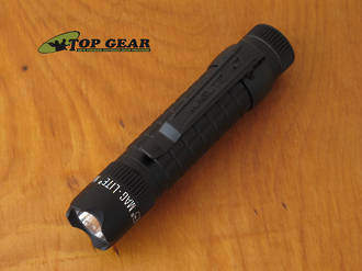 Maglite Mag-Tac Tactical LED Torch with Crowned Bezel- SG2LRA6 Black or SG2LR06 Coyote
