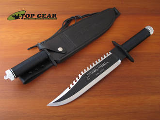 Rambo First Blood Part II Signature Edition Knife - MC-RB2SS