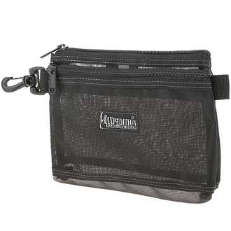 Maxpedition 8X6 Moire Pouch - Black 0809BM