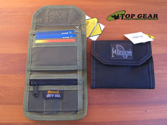Maxpedition C.M.C. Wallet - Black, Khaki or Green