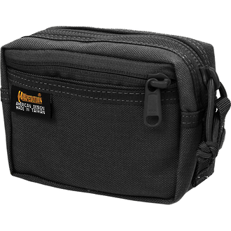 Maxpedition Four-by-Six Pouch, Black - 0214B