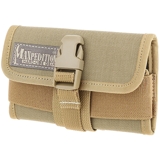 Maxpedition Horizontal Smart Phone Holster - Khaki PT1021K