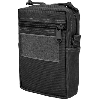 Maxpedition Vertical GP Low Profile Pouch - Black 242B