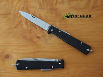 Mercator Pocket Knife with High Carbon Steel Blade by Otter Messer - K55K