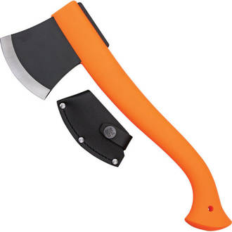 Mora Camping Hatchet / Axe, Orange - FT12058
