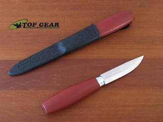 Mora Classic No. 2/0 Knife, High Carbon Steel - 2/0