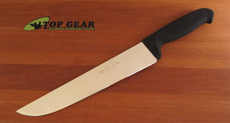 Mora 25 cm Wide Butchers Knife - 7250UG