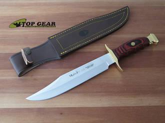 Muela BW-22 Bowie Knife - BW22