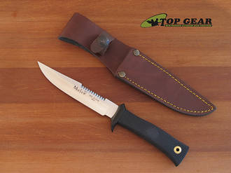 Muela Pro Hunter Partial Sawback Knife - 2512