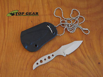 Nemesis NK-4 Hellion Key Chain/Neck Knife