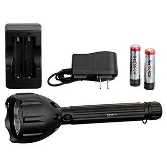 Nextorch T12G Rechargeable Torch, 500 Lumens - T12G