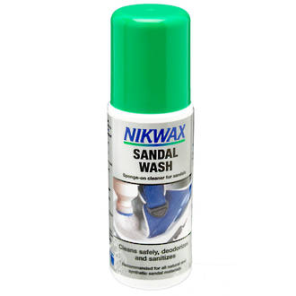 Nikwax Sandal Wash Sponge-On Cleaner for Sandals-125ml