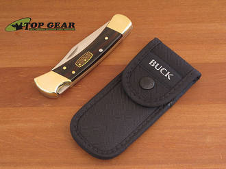 Nylon Replacement Pouch for Buck 110 Folding Hunter - 011015BK1