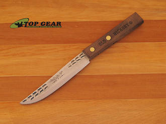 "Old Hickory by Ontario 4"" Paring Knife, 1095 High Carbon Steel - 7065"