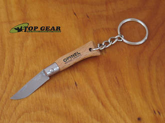 Opinel No. 2 Keychain Knife - 000065