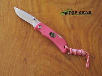 Outdoor Edge Mini-Babe Folding Knife - Pink MP-30C