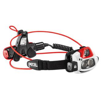 Petzl Nao Plus (+) Performace Headlamp, 750 Lumens - E36AHR 2B
