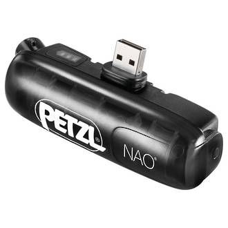 Petzl Accu Nao Rechargeable Li-on Battery for Nao Headtorch, 2600mAh - E36200.2