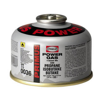 Primus Self-Sealing Power Gas Canister, 100 grams - P-2206