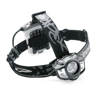 Princeton Tec APEX Waterproof LED Headlamp 275 Lumens - APXL-BK