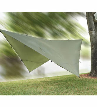 Snugpak All Weather Shelter / Tarp, Olive Green - 61670