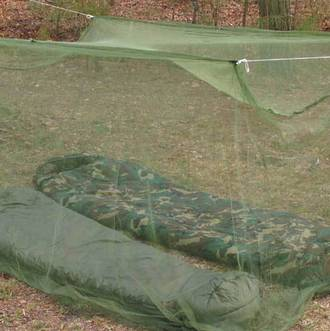 Proforce Jungle Mosquito Net; Double Cot Size - Model 61610